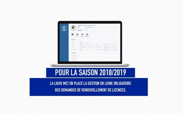 Licences 2018-2019