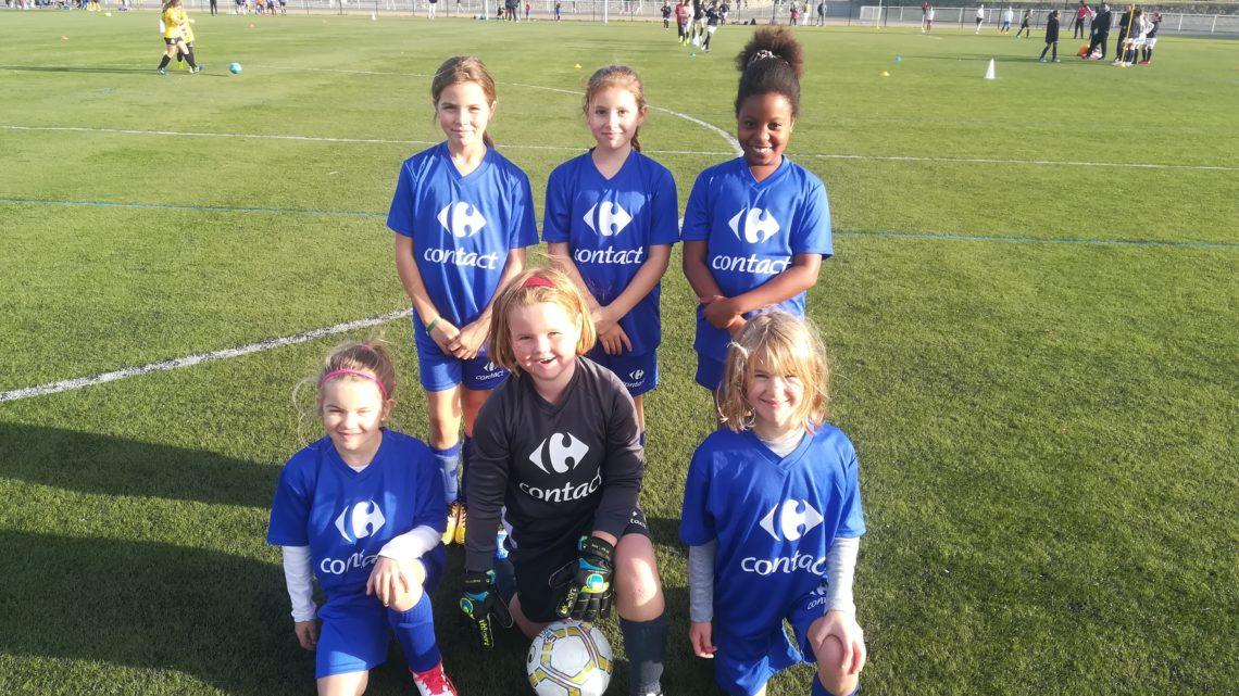 Une nouvelle équipe féminines !!