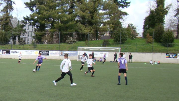 Résume U13 A Festival U13 Pitch