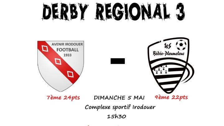 Derby Régional 3
