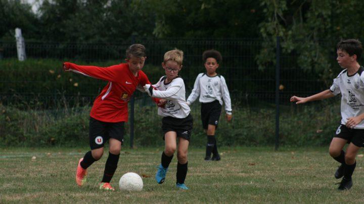 Résultats 26 septembre école de foot