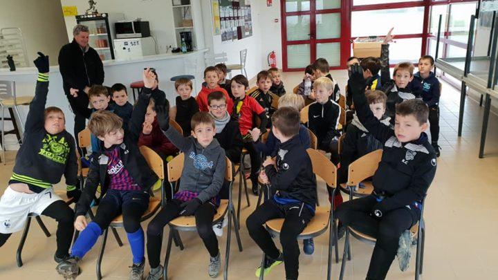 ACTION EDUCATION PEF U7-U9